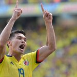 Final - Colombia 2-0 Perú Debut con victoria de los Cafeteros en #eliminatorias http://t.co/bCni43lAeM #Rusia2018 http://t.co/Y05OG7KBRj