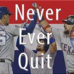 Rangers win!! #NeverEverQuit http://t.co/N72O3o5jzS