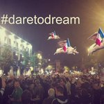 It is happening, @OfficialIrishFA are going to France! What a night at Windsor #DareToDream #GAWA http://t.co/cfGsZspWtF