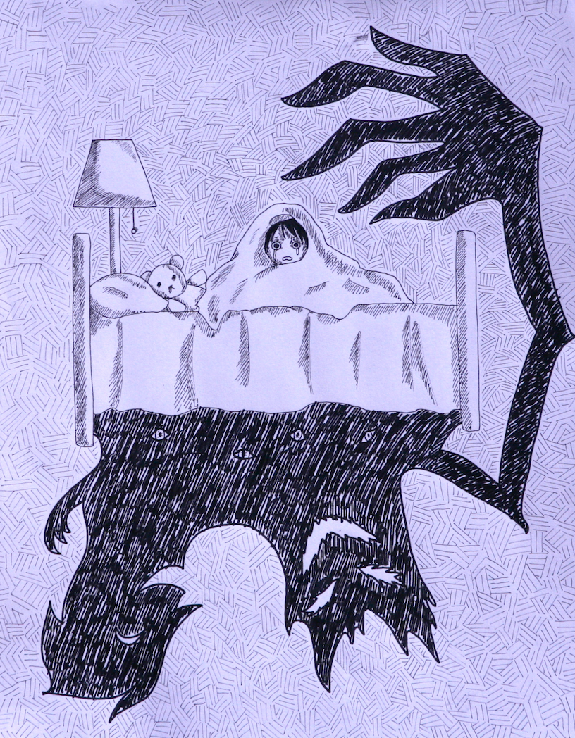 RT @hitRECord  WRITERS -- it's time to write some scary bedtime stories: http://t.co/cp10g68mWv http://t.co/bD5URcNwbX