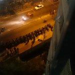 GNB toma el saman de Guarenas en este momento 08/10 6.32pm #guarenasprotesta menca de leoni @trafficMIRANDA @GUAgma http://t.co/H26VNycGHS