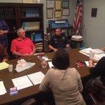 Special called meeting in Seminary underway regarding resignation of mayor, city clerk, public works employee http://t.co/ko4299zYWZ
