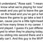 Here's Pete Rose's complete quote calling out #BlueJays Josh Donaldson and Jose Bautista for leaving Game 1. http://t.co/TlhKCqceSb
