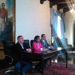 #Venezuela denuncia campaña difamatoria sobre disputa por el Esequibo   http://t.co/gnLnH8x26i http://t.co/wBFv1cviqZ