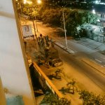 ATENCION: GNB apostada en las calles de Guarenas, tras el pueblo que se lanzo a las calles nuevamente. http://t.co/vmFWILNTgd