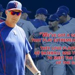 Manager Jeff Banister knows his club. #NeverEverQuit http://t.co/cTGevoBr4A