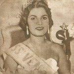 Sofía Silva Inserri fue la primera #MissVenezuela. Se coronó en 1952 en el Club de Golf Valle Arriba #Curiosidades http://t.co/nB2KtErjAn