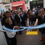 Junto al intendente Víctor Cemborain dejamos inaugurada oficinas de ANSES en Mercedes #Corrientes http://t.co/bhmAwaWqv7