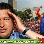 Todos juntos #ConMaduroGobiernaElPueblo así que sigamos la marcha victoriosa de la Patria .@NicolasMaduro http://t.co/iJQVzjQk6y
