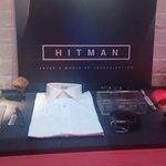Some of Agents stuff. #Hitman #SquareEnix #NYCC2015 http://t.co/uKAmiwp57e