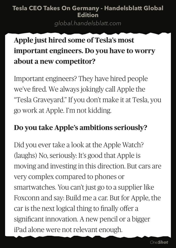 Haha I love how ruthless Elon Musk is. https://t.co/EKYNCoep20 http://t.co/N7Mwgq0UVl