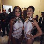 Miss Sure & Miss Trujillo! #MissVenezuela http://t.co/ooXsZpm2zC