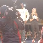 @laurensisler and @bronzebomber have the show under control tonight at #UAB. http://t.co/8jPMf8WoD3