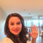 Here ya go! Selfie from my dining room. #ScandaI #TGIT http://t.co/iI9bRMKBZu