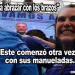 "#ElRegresoDelFisolofoZulia ""Los voy a abrazar con los brazos"" @manuelrosalesg #Vídeo 2:48min→https://t.co/WzxlGlShpG http://t.co/7bjCHCkkCv"