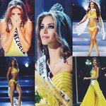 Ninguna como Dayana Mendoza???????? #MissVzla2015 http://t.co/ZvIzQicEAD