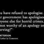Former Prime Minister P.J. Patterson pens an open letter to @Number10gov http://t.co/CFeRIKQfHQ http://t.co/DsTT49cK4M