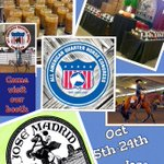 Come visit r booth Oct 5th-24th at the All American Quarter Horse Congress in Columbus Oh. Try r Apple Salsa. $UPZS http://t.co/YED1AgIr35