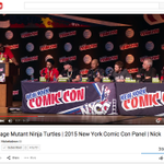 The WHOLE #NYCC2015 TMNT Panel is up on the @NickelodeonTV Youtube Page! GET IT: https://t.co/TU36cO6fck http://t.co/yhHkYq3IVW