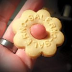 You know youre from #Chicago if this is how you eat your Salerno Butter Cookies. #ChicagoHistory http://t.co/axajEyJfTy
