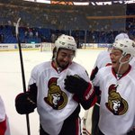 The first of many! #Sens take the season opener 3-1 over the Sabres. http://t.co/EbHzFhjvsc