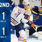 #OurBlues tie it up in the second period with a goal from none other than Tarasenko. http://t.co/uUTQgu5dwR