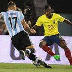 ECUADOR venció a ARGENTINA, ¡EN SU CASA! 0-2 http://t.co/zgx0fNA2pg