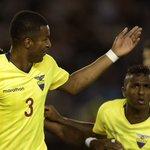 Final - Argentina 0-2 Ecuador La Tri hace historia en su estreno http://t.co/bCni43lAeM #Eliminatorias #Rusia2018 http://t.co/CqW10fyQal