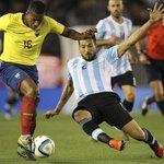 [FINAL] ¡GANAMOS! Ecuador hace historia al ganar a @Argentina en Buenos Aires #VamosTRI #ARGvsECU #Eliminatorias http://t.co/fjWJDtnUUv