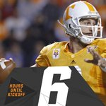 6 Hours To Kickoff: A #Vols QB has thrown for 300+ yd vs #UGA 6 times. The last by @jcromp8 in 2009 (310) ???????????????????????? http://t.co/bukBIFgVWD