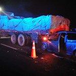Ruta 16 km 43 subida #altohospicio colision por alcance, 1 personas lesionada abc en el lugar #iquique http://t.co/wZ7QeXRTS7