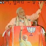 Ask why Laluji is not contesting in this election. What did he do?, asks PM Modi at #BiharPolls rally in Sasaram http://t.co/eMhlhcLXvU