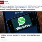 "Beef gets the better of ""Digital India""... #ArabsSpeakForIndianMuslims @smasood800 @ShkhRasheed http://t.co/GiGZGRlJSx"