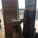 Say hi to our employer services team today @TitanicBelfast for Belfast Homecoming 2k15 @aislingevents #belfasthome http://t.co/N1QSNM03qz