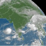 Latest Satellite Image of Nepali Sky (NPT=UTC+5.45) [Auto tweet] #Weather: http://t.co/X1fEYdVqoo #SatImage #Nepal http://t.co/UDgUMCXXqK