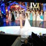 Miss Venezuela 2015   Miss Trujillo, Jessica Duarte, es Miss Internacional y Miss Universo es Lara, Mariam Habach. http://t.co/BR4h042S6C