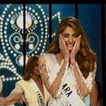 La nueva soberana de la belleza venezolana es @MissVLara #MissVenezuela 2015 http://t.co/QcFbmVaiyQ