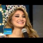Mariam Habach, @MissVLara, es la nueva soberana de la belleza nacional. ¡Felicidades a la #MissVenezuela 2015! http://t.co/kcxu2ju1FY