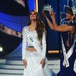 Así fue coronada la nueva soberana de la belleza nacional. Gracias por acompañarnos durante el #MissVenezuela 2015 http://t.co/zIfoq3GaxM