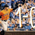 Astros take game 1 on the road from Royals, 5-2. George Springer: 2-4, HR http://t.co/9m3P32bSXT