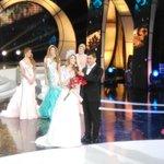 Nuestra @MissVLara estrenando la corona de @georgewittels ¡Felicidades, Mariam! http://t.co/lKpZFOp5AG