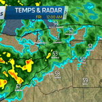 Latest temps and radar in #Buffalo #NiagaraFalls CLICK HERE: http://t.co/tZ8qEA7uw4 for the #WXONTHE1s forecast. http://t.co/xDfTf9GpY3