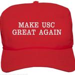 #MakeUSCGreatAgain RT @uscpsycho: Woof? #FireSark #USC http://t.co/NkpDBQRdVy