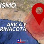 AHORA   Sismo de magnitud 5,3, con epicentro en Perú, se sintió en la región de Arica y Parinacota http://t.co/Bag9J0KhMg