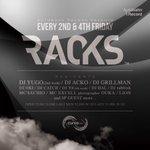 Tonight...RACKS@curvebar!! All Good Music Party???????????? 今夜も音楽で発散しましょう! ご来場お待ちしております???? #racks #curvebar #kobe #djyugo http://t.co/9PHpzDtiBk