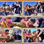 نساء وأطفال #فلسطين_تنتفض ويسطرون معنى البطولة والشجاعة بمواجهة وضرب جنود الكيان الصهيوني أين كلاب #الدولة_الإسلامية؟ http://t.co/fA7HpP7QCK