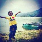 "#NepalNOW Featured ""I ❤️ NEPAL!! #Pokhara #FewaLake #Babul #Nepal ????"" : @lou_watsham http://t.co/pg8kbR2qNs"