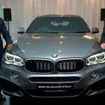 BMW perkenal model kereta X6 dipasang dalam negara http://t.co/RhdSOwQaga http://t.co/QGk282LaVj