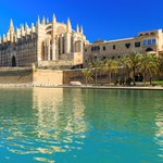 Do you know that #Mallorca Cathedral is also known as Cathedral of the Sea? #visitspain http://t.co/zPT4iZ6fsR