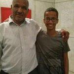 #السعودية تستضيف الطفل المخترع الأمريكي -السوداني الأصل- والذي اعتقلته السلطات الأمريكية للاشتباه بحمله قنبلة. - http://t.co/lucqy3299e